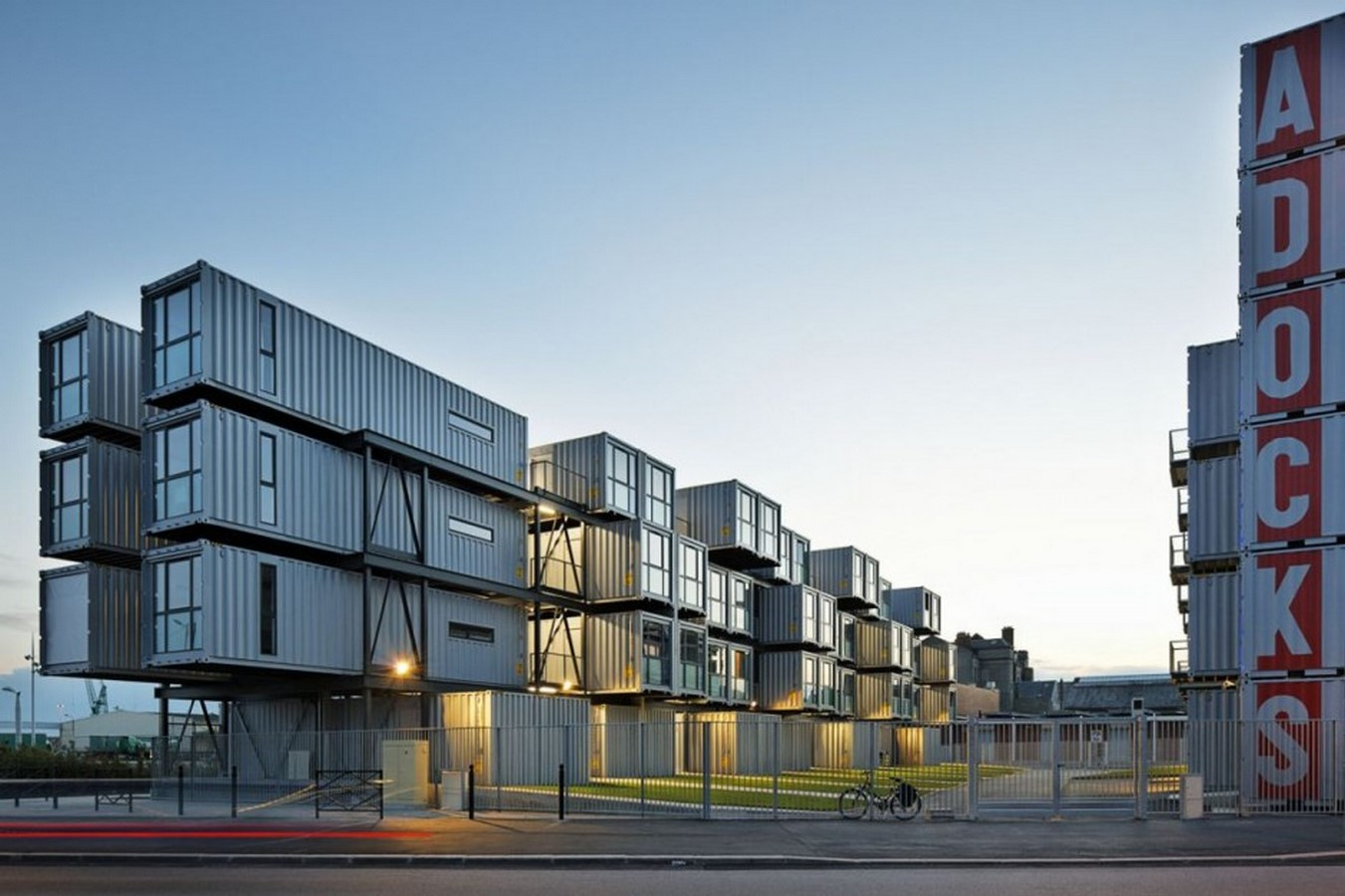 Cargotecture: The Architecture of Shipping containers - Sheet2