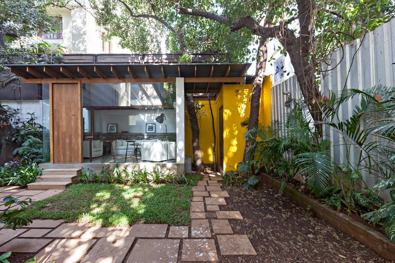 Residential Pavilion - Sheet1