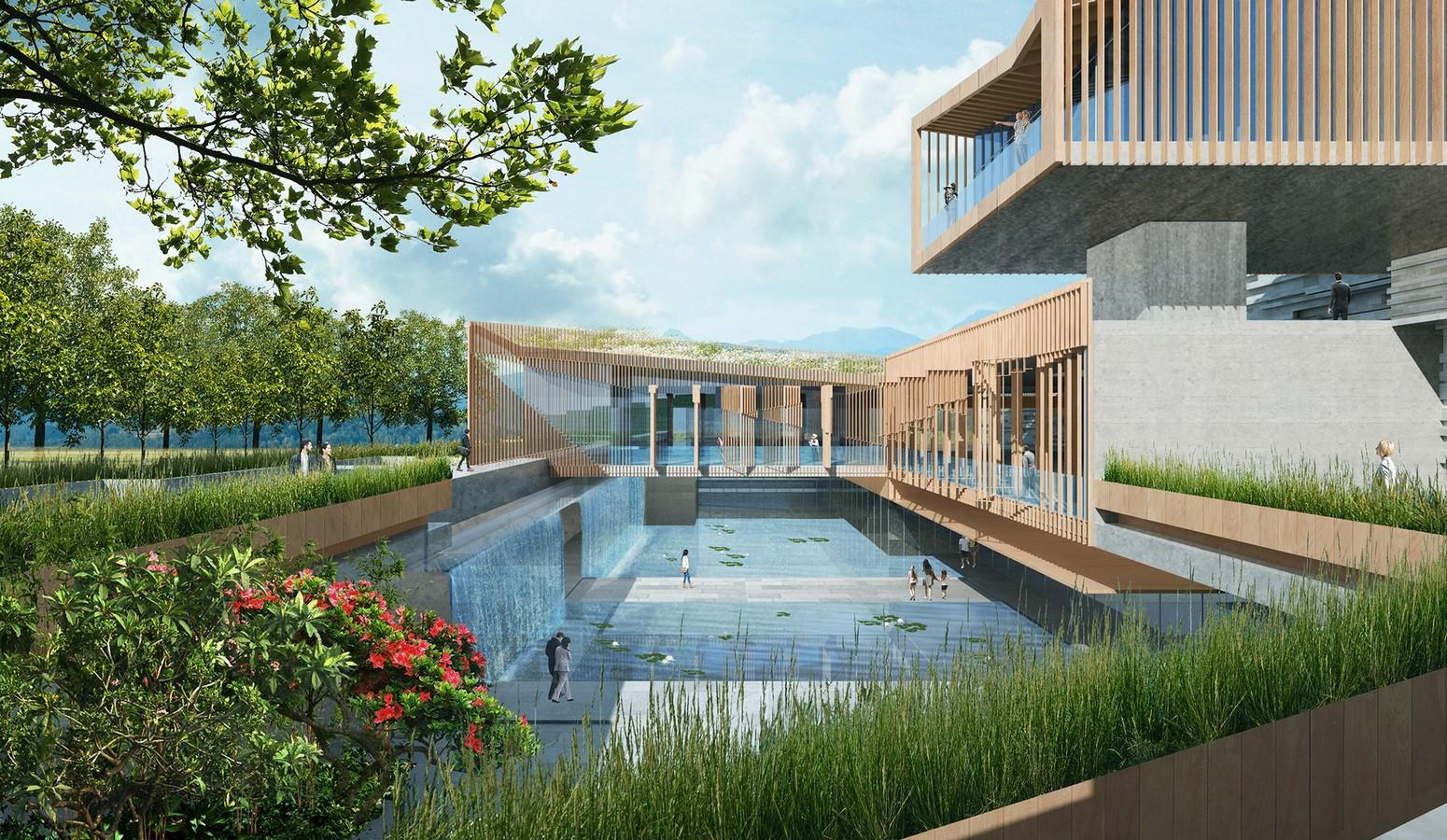 Luxe Sea Community Center- sheet1