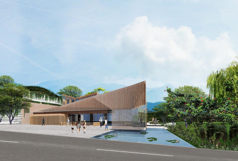 Luxe Sea Community Center- sheet2
