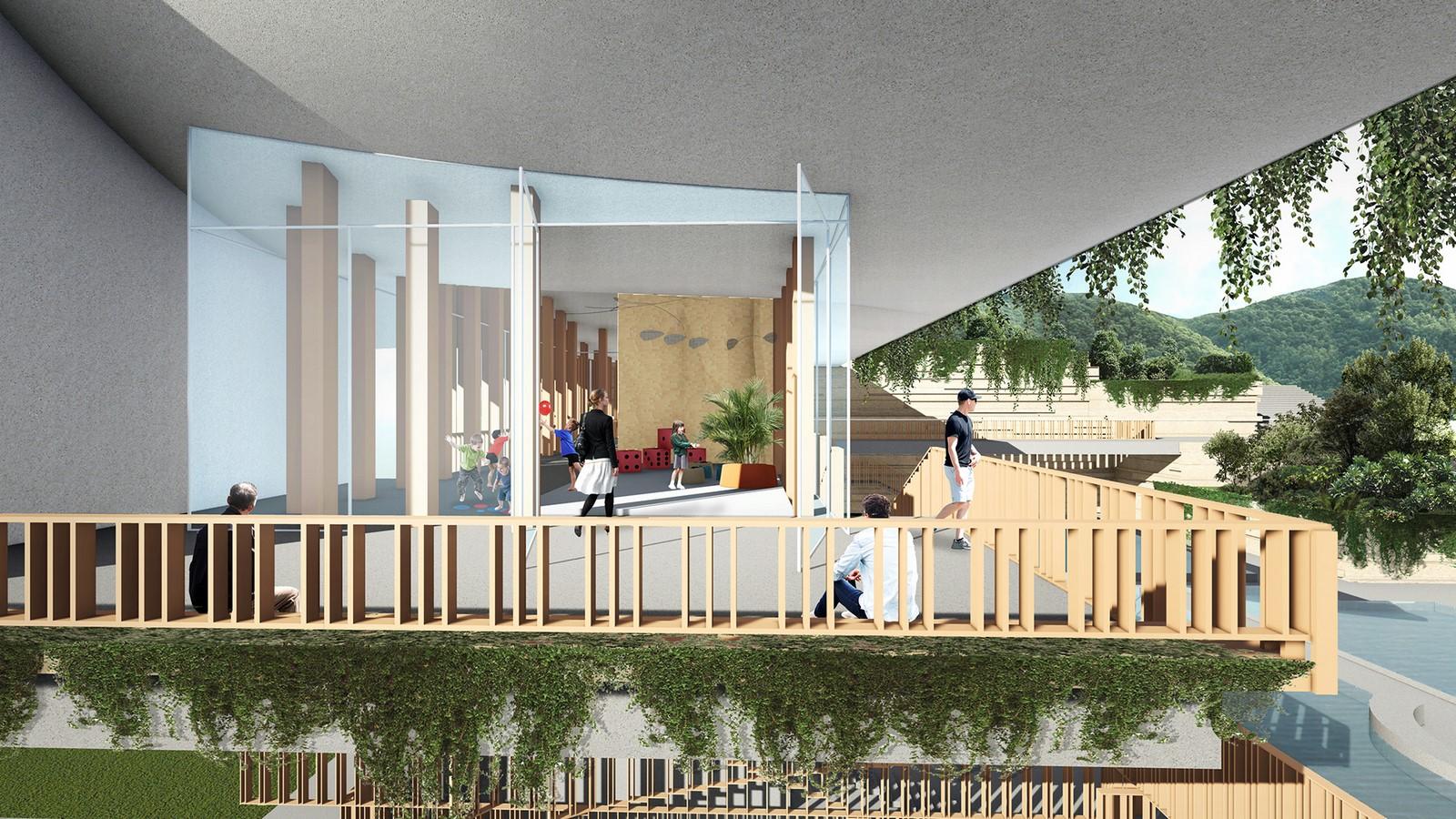 Luxe Sea Community Center- sheet3
