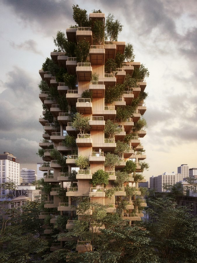 The Toronto Tree Tower- sheet1