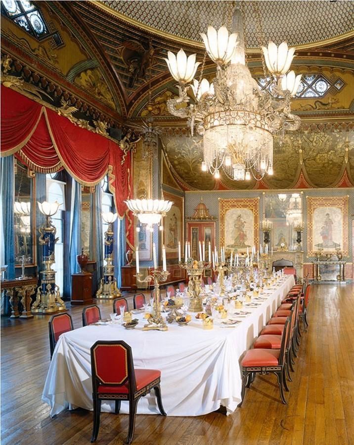 Royal Pavilion, Brighton by John Nash: Extraordinary inside out- sheet4