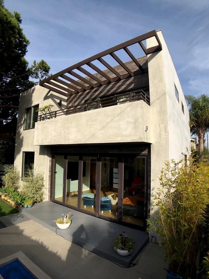 Modern exterior remodel- sheet2