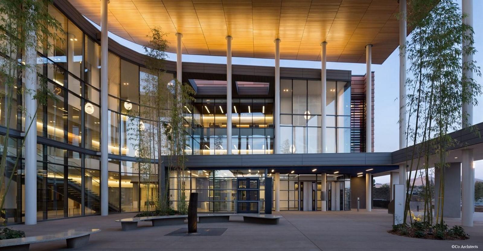 Porterville Courthouse, California- sheet1