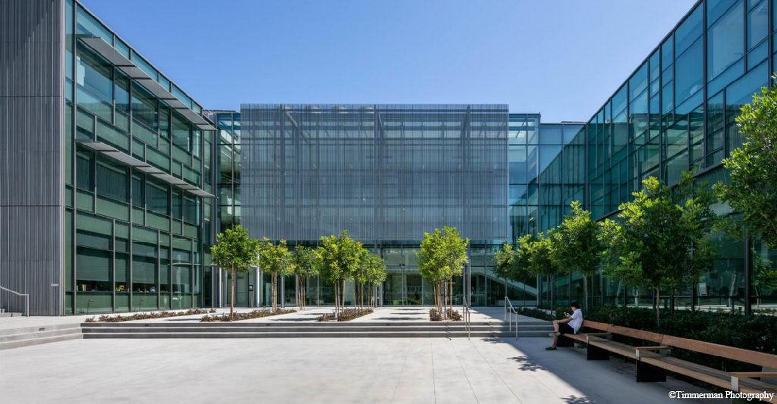 Loyola Marymount University Life Sciences Building, California- sheet1