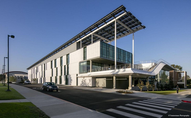 Loyola Marymount University Life Sciences Building, California- sheet2