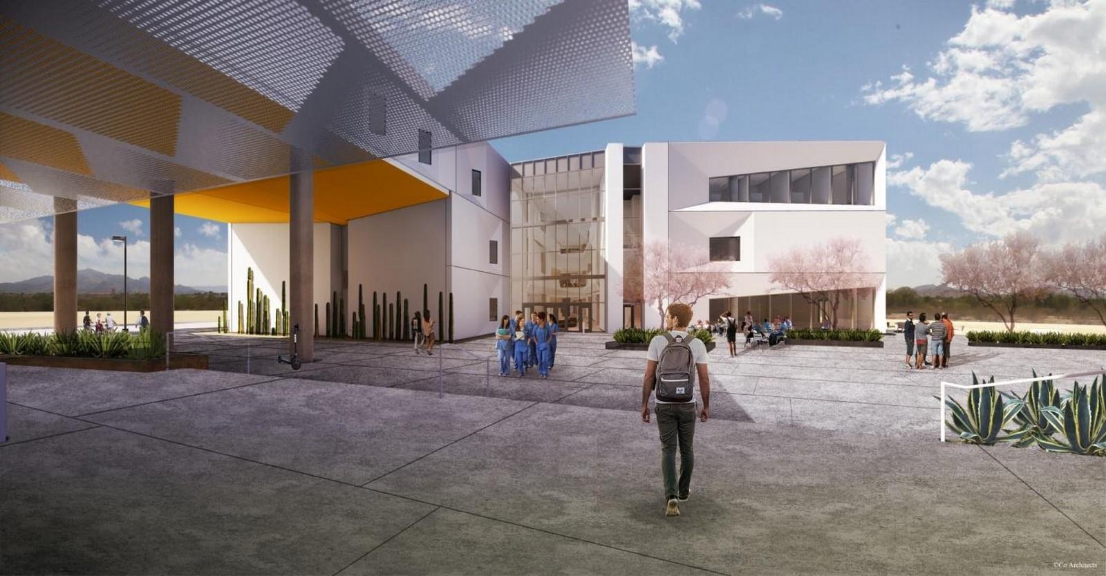 ASU Health Futures Center, Arizona- sheet1