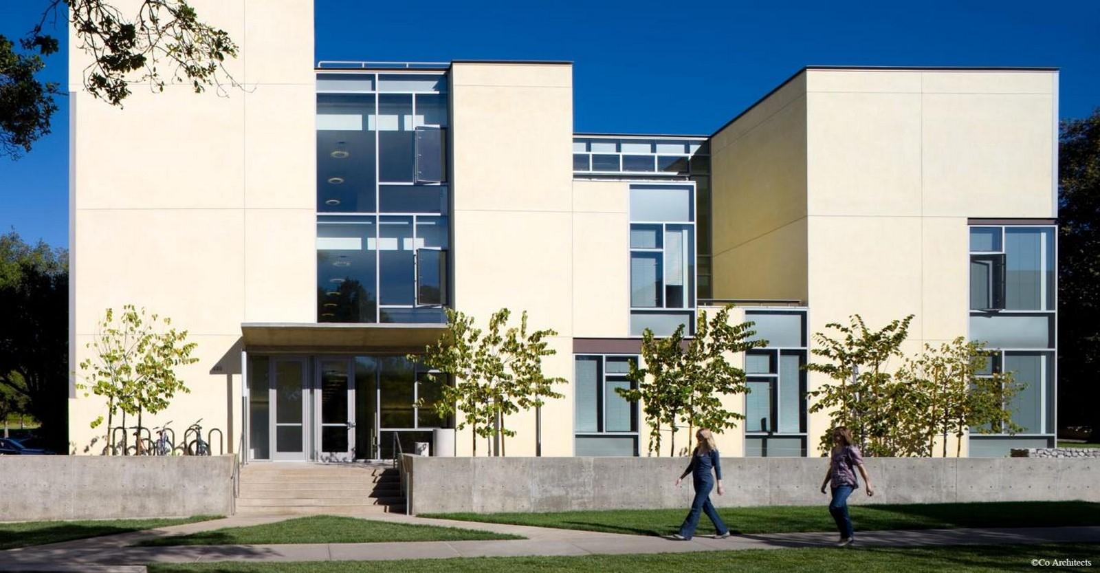 Claremont McKenna College Residence Hall, California- sheet3