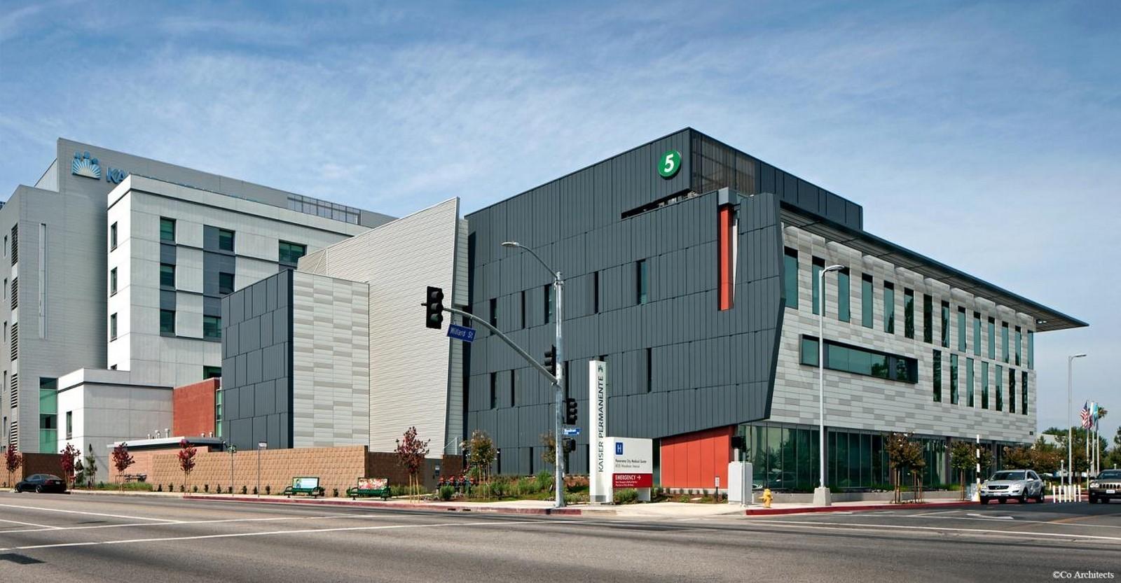 Kaiser Permanente Panorama City South Specialty MOB, California- sheet3