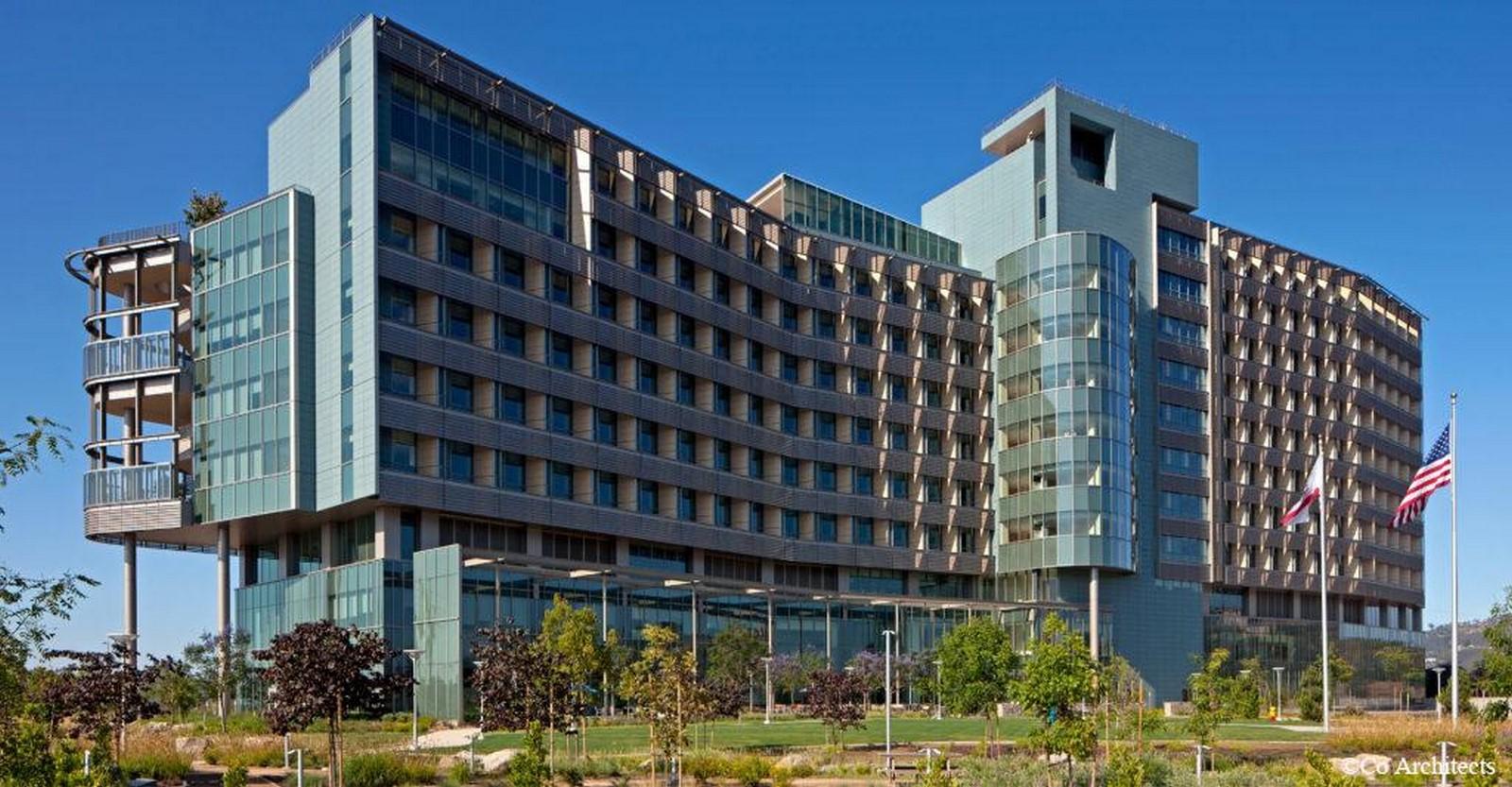 Palomar Medical Center, California- sheet1