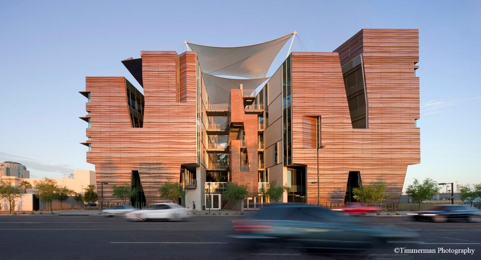 Phoenix Biomedical Campus: Health Sciences Education Building, Arizona- sheet2