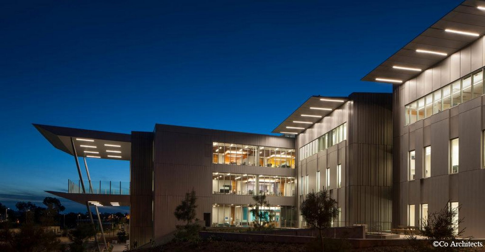 UC San Diego Health Outpatient Pavilion, California-sheet3