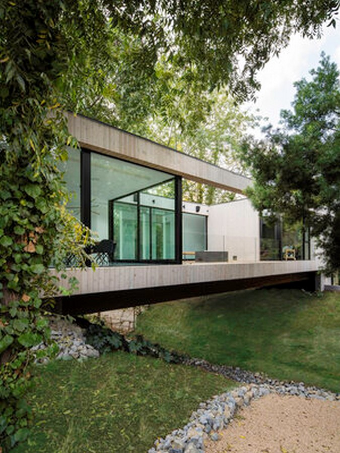 Bridge House / Dan Brunn Architecture - Sheet1