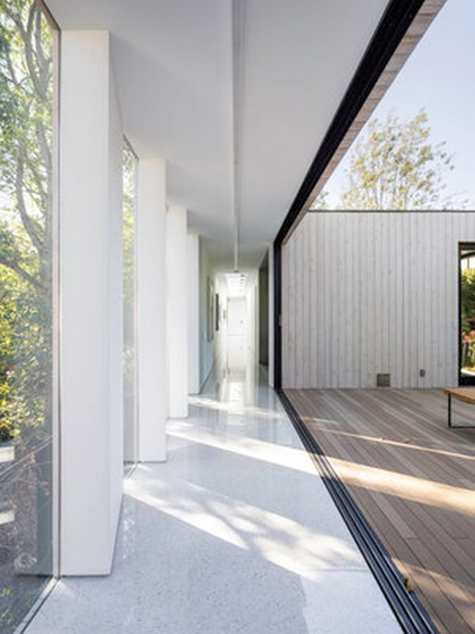 Bridge House / Dan Brunn Architecture - Sheet2