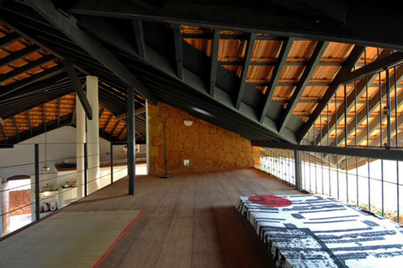 Beck's Residence (Pavilion Dwelling) - Sheet5