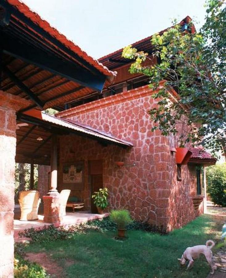 Morarji's Residence (Pavilion Dwelling) - Sheet1