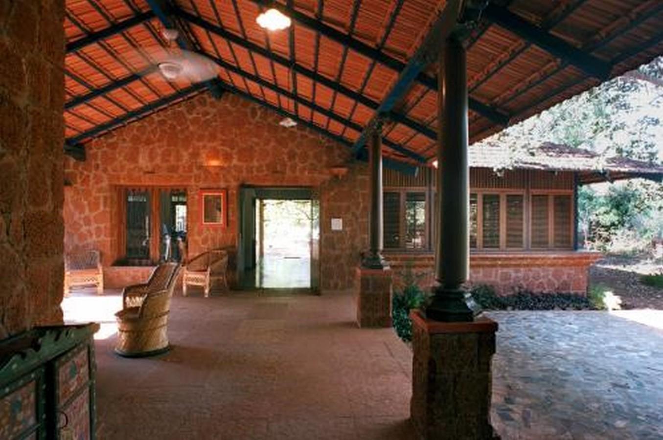Morarji's Residence (Pavilion Dwelling) - Sheet4