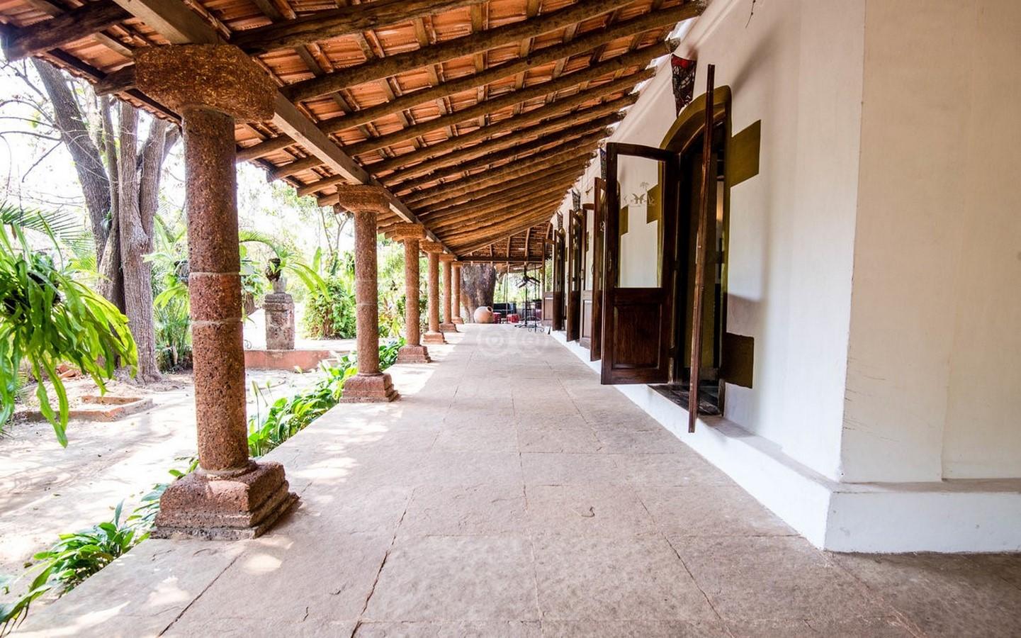 Laguna Anjuna (Traditional Boutique Hotel) - Sheet7