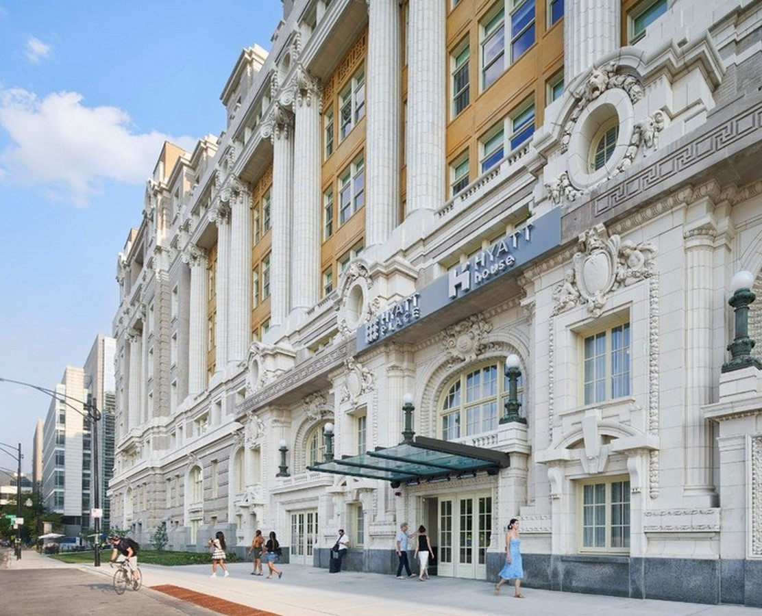 Chicago's 100-Year-Old Cook County Hospital transformed by SOM - Sheet1