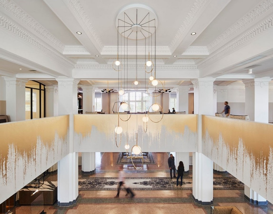 Chicago's 100-Year-Old Cook County Hospital transformed by SOM - Sheet3