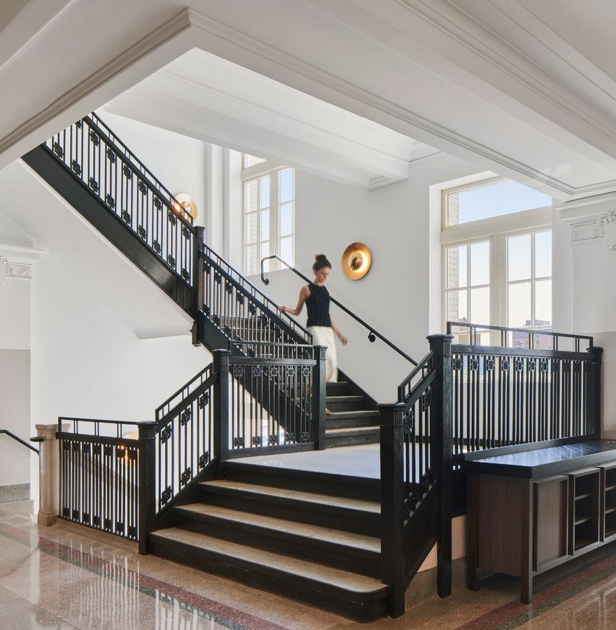 Chicago's 100-Year-Old Cook County Hospital transformed by SOM - Sheet5