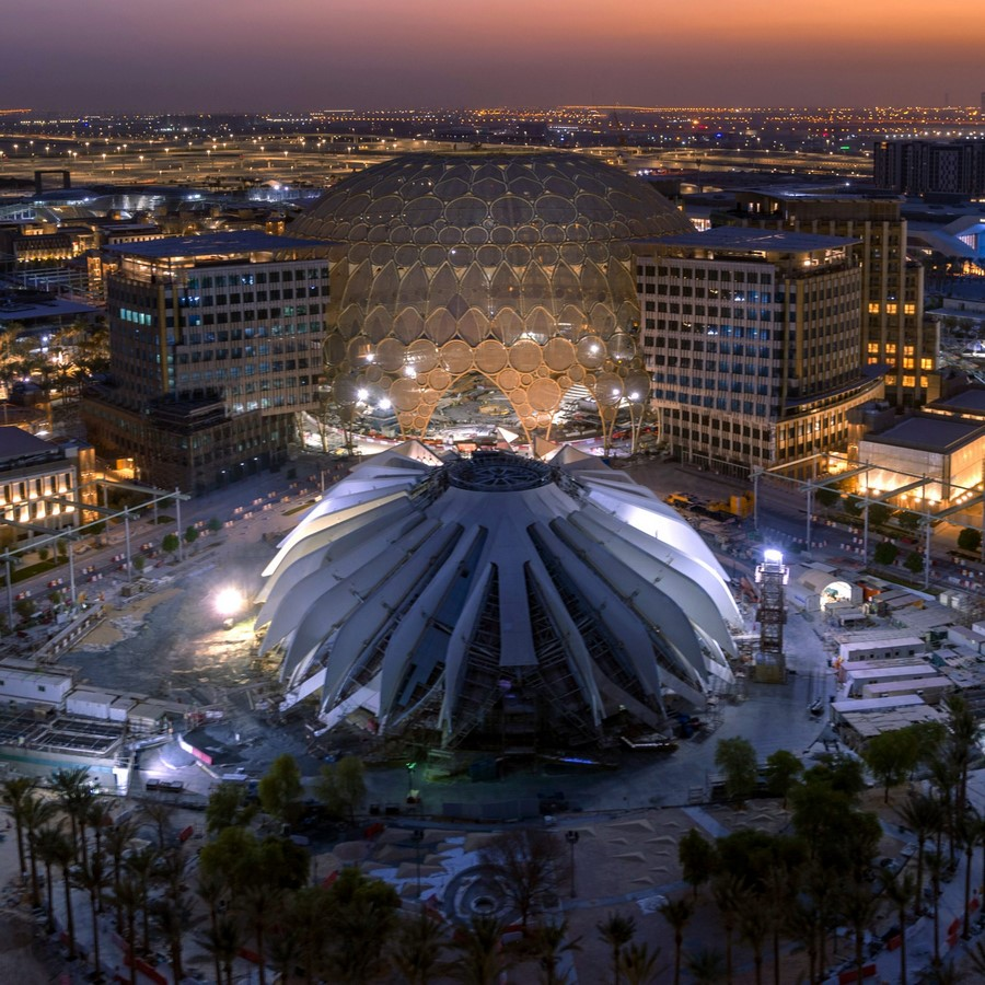 Main pavilions for Dubai Expo revealed ahead of rescheduled event - Sheet3