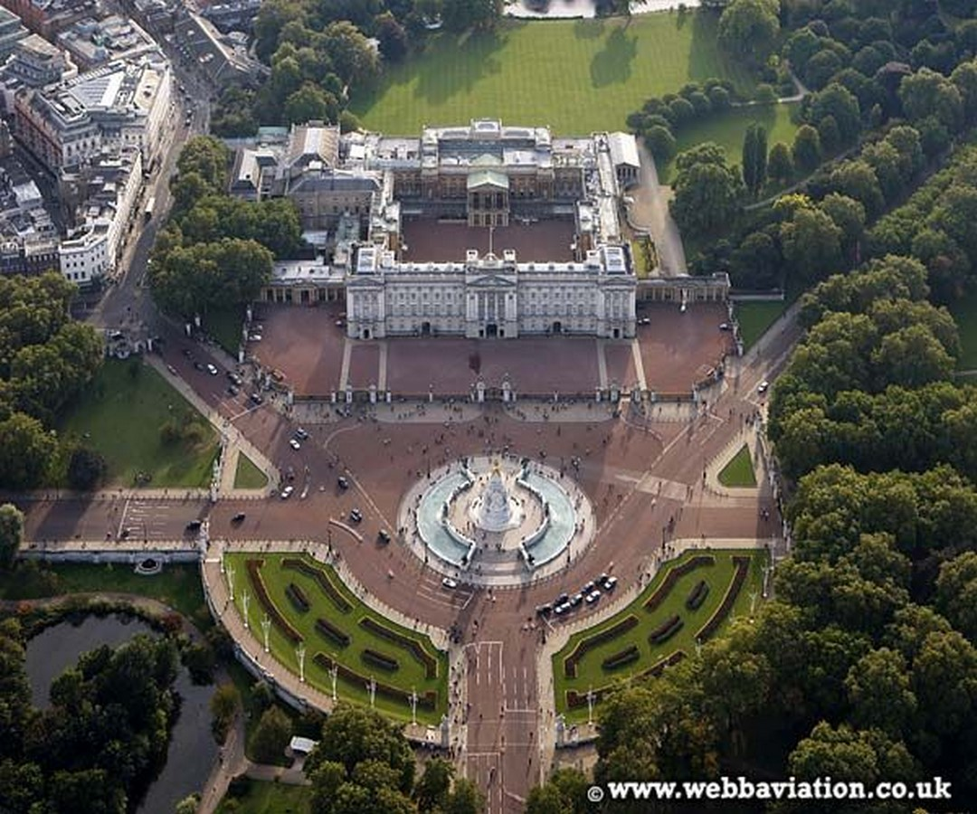 Buckingham Palace by John Nash- Home to the Monarchs- sheet1