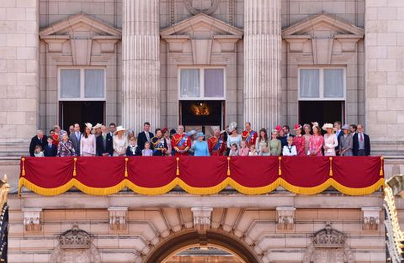 Buckingham Palace by John Nash- Home to the Monarchs- sheet4