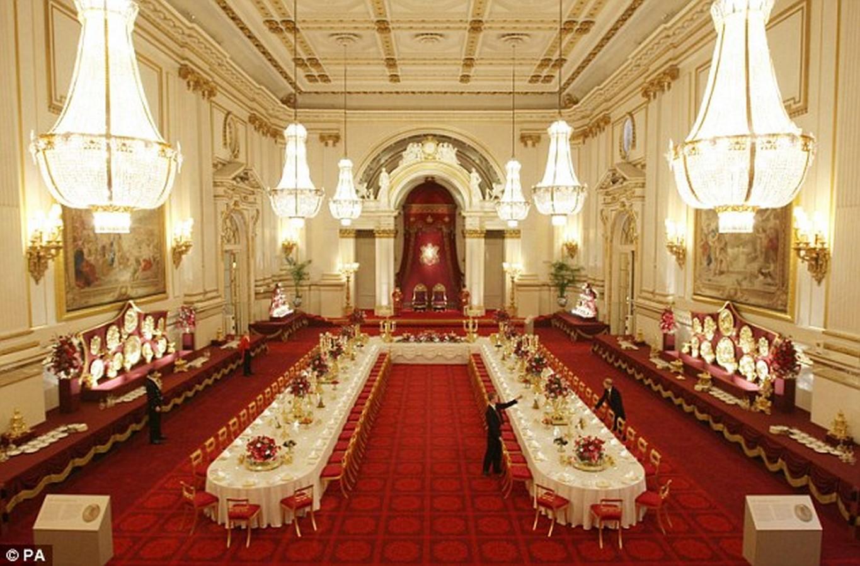 Buckingham Palace by John Nash- Home to the Monarchs- sheet5
