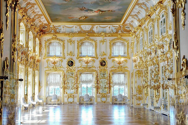 Buckingham Palace by John Nash- Home to the Monarchs- sheet6