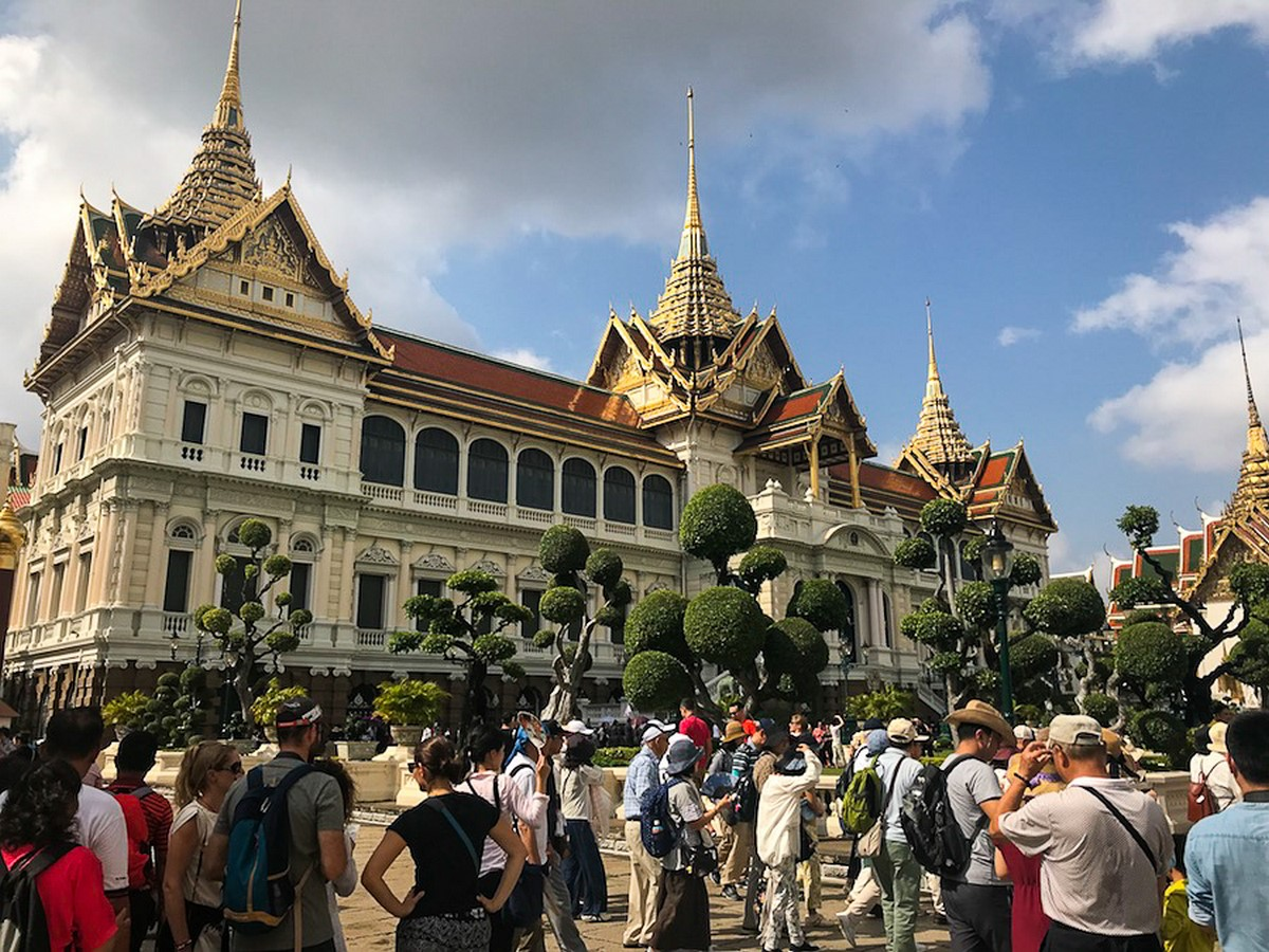 Grand Palace by John Clunish- A landmark for Thai architecture- sheet3
