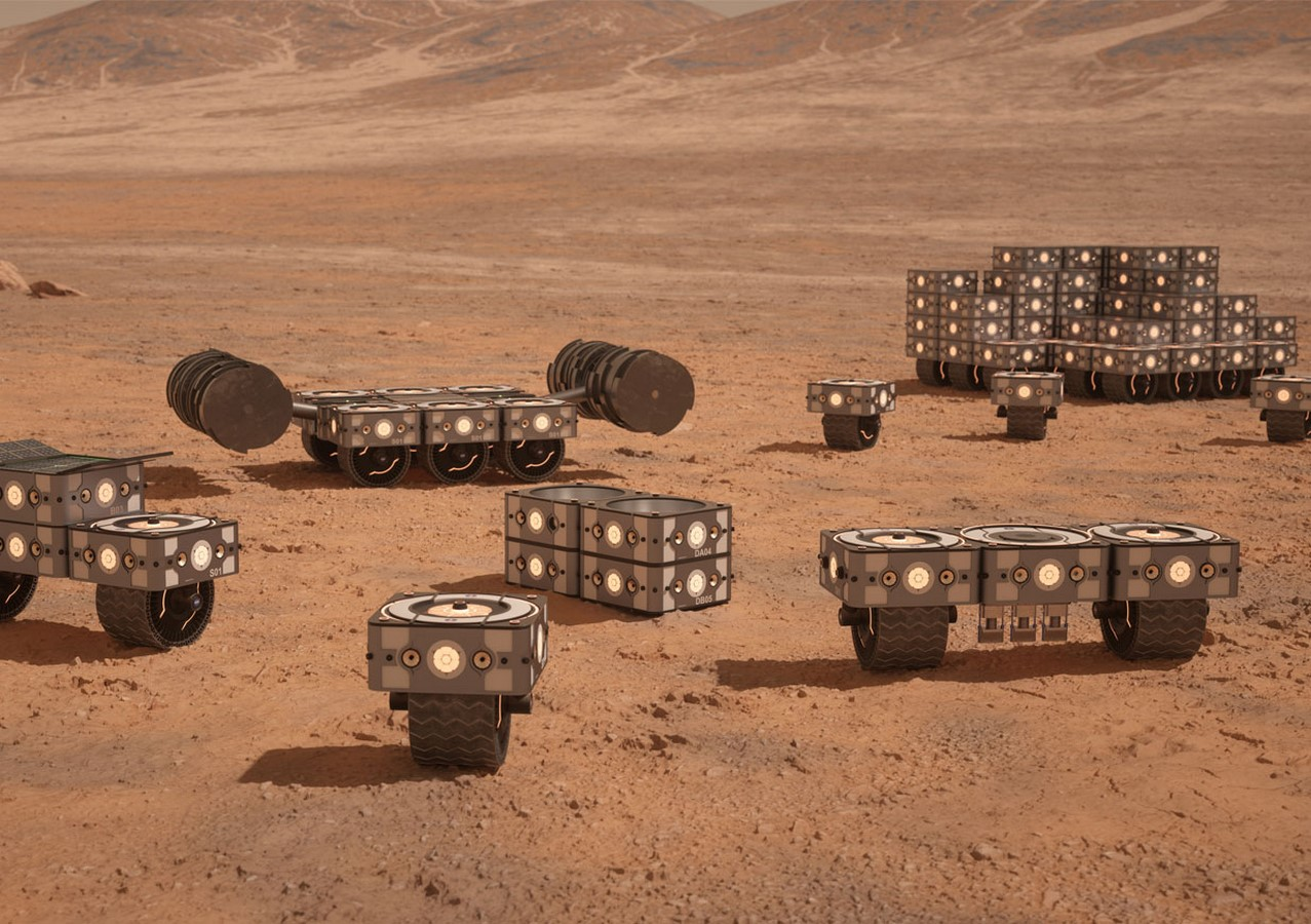 The Mars Habitat by Eckersley O'Callaghan and HASSELL architects- Sustainability in Space- sheet3