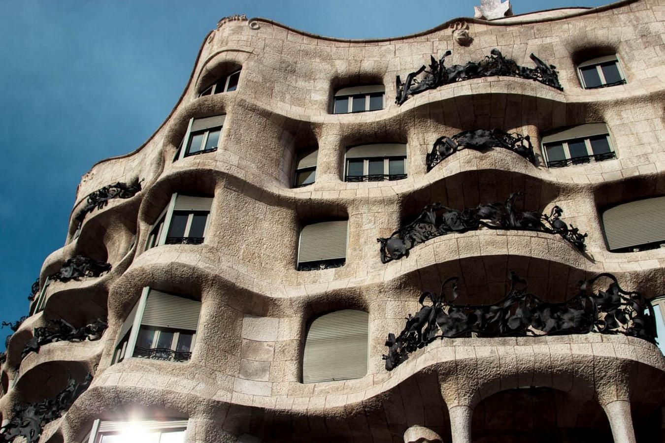 Documentaries for Architects: Antonio Gaudí (1984) – Japan - Sheet3