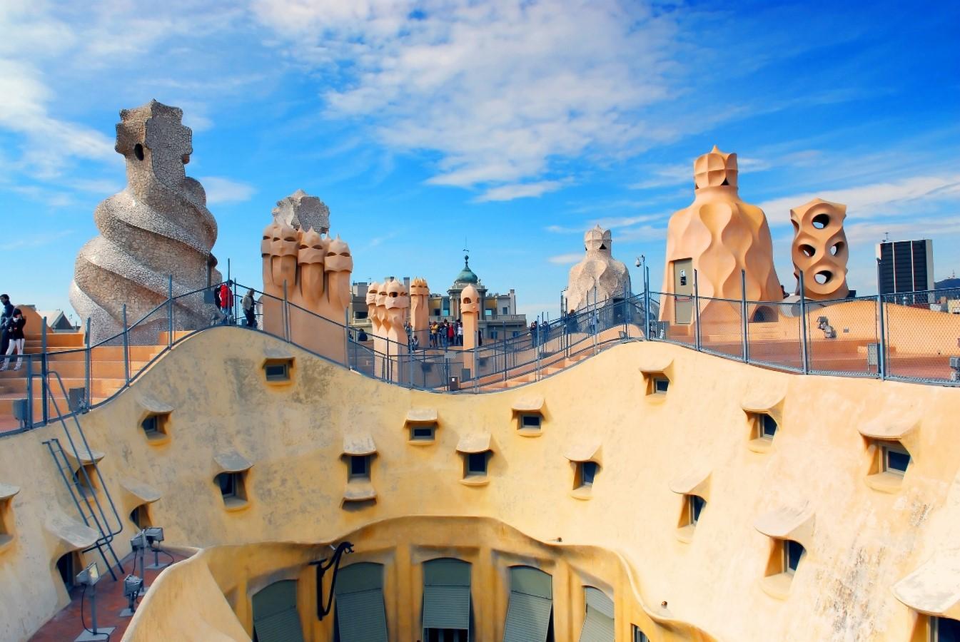 Documentaries for Architects: Antonio Gaudí (1984) – Japan - Sheet5
