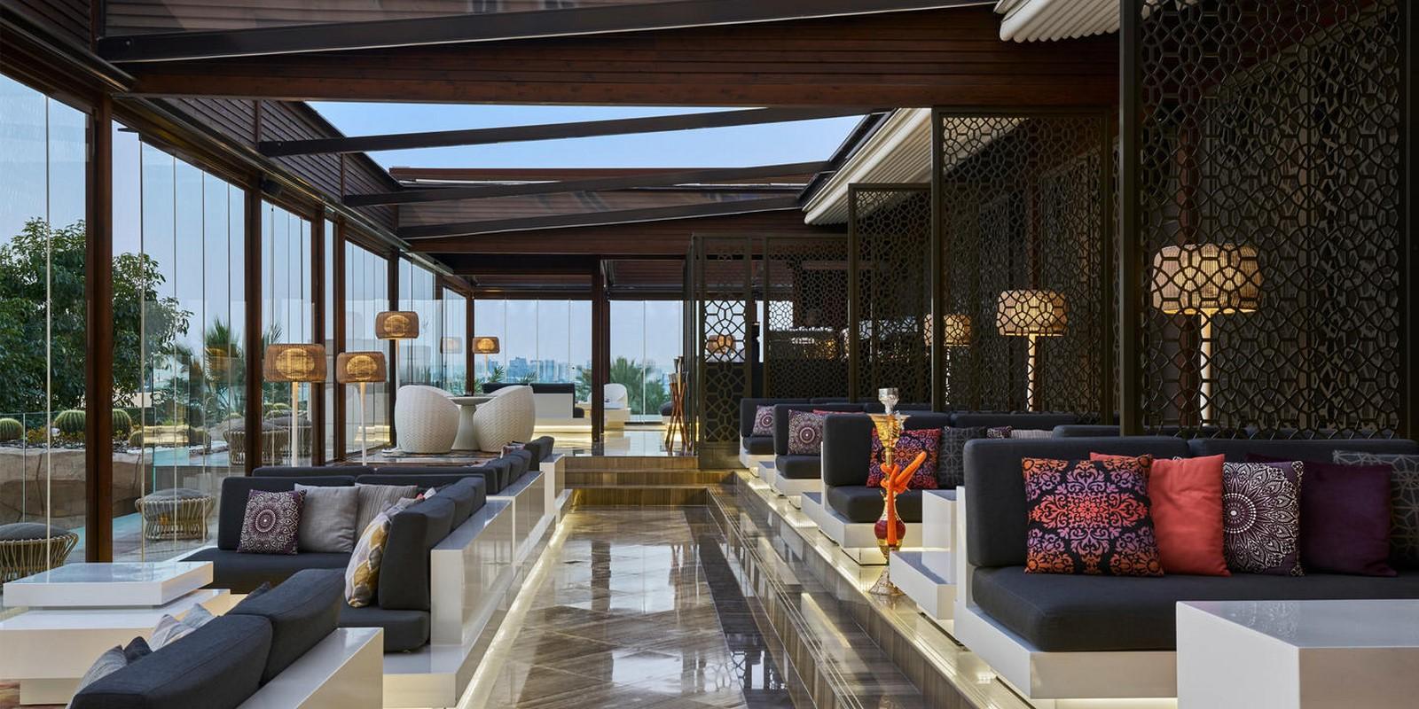 Elements + Shisha Terrace | Four Seasons - Doha, Qatar - Sheet2