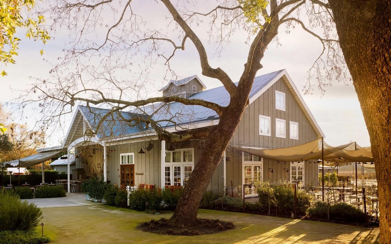 Farmstead Restaurant, Long Meadow Ranch | St. Helena, California - Sheet1