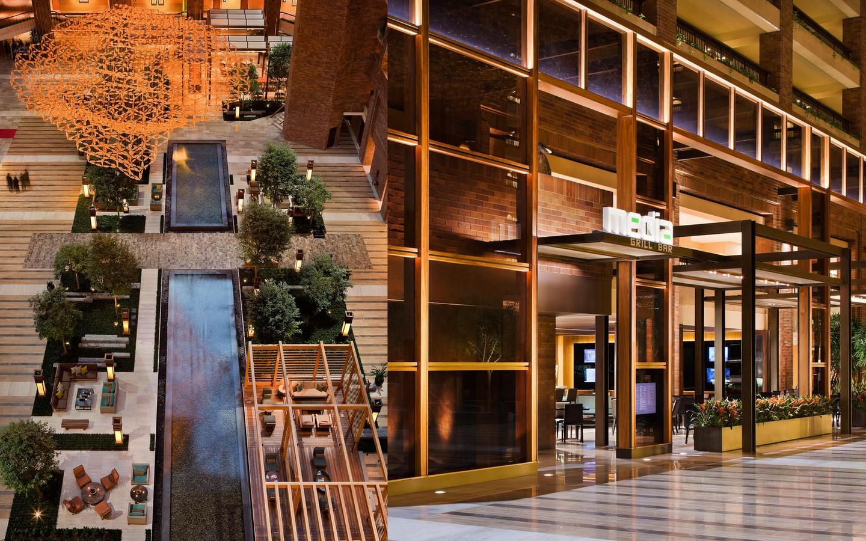 Hilton Anatole | Dallas, Texas - Sheet1