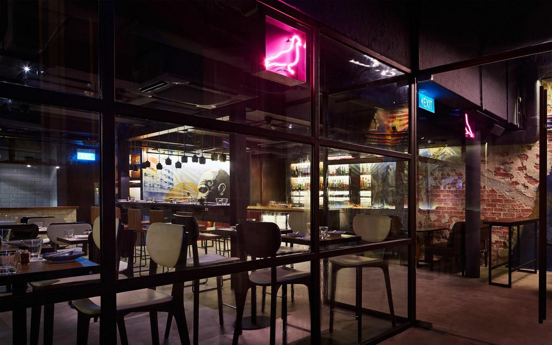 Neon Pigeon | Singapore - Sheet3