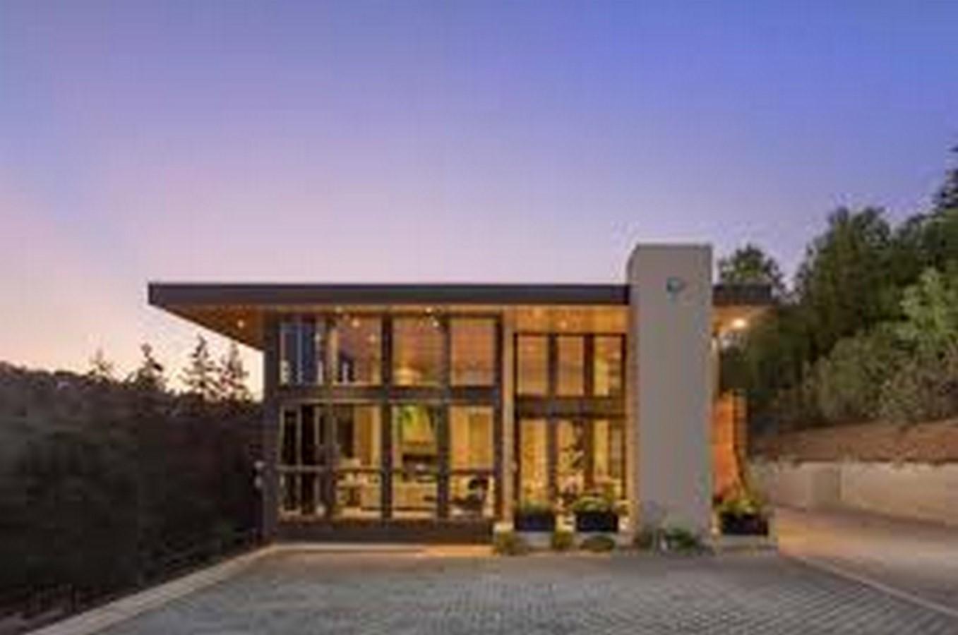 Foothills, Los Altos Hills, California - Sheet2