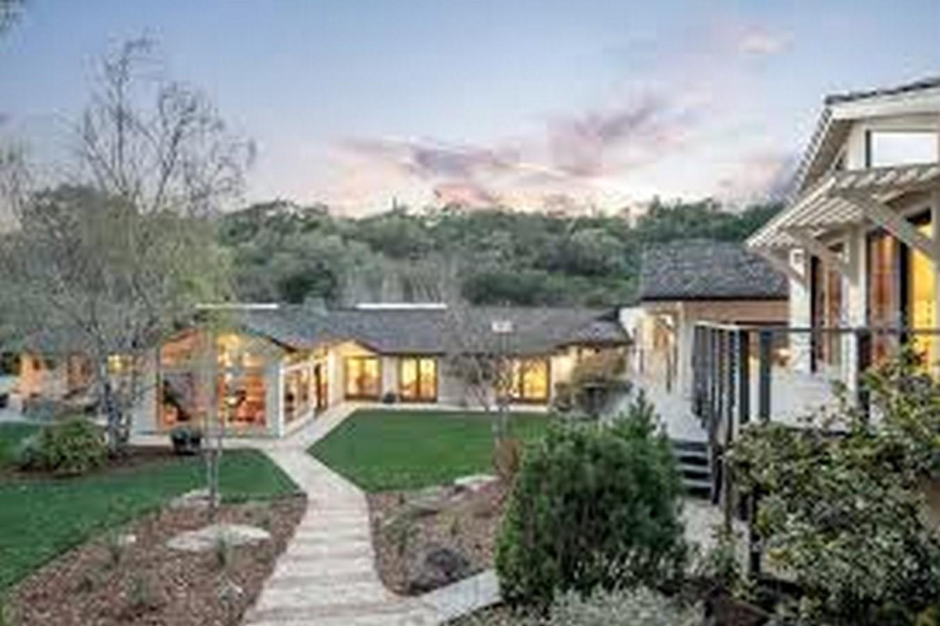 Pinon Ranch, Portola Valley, California - Sheet1