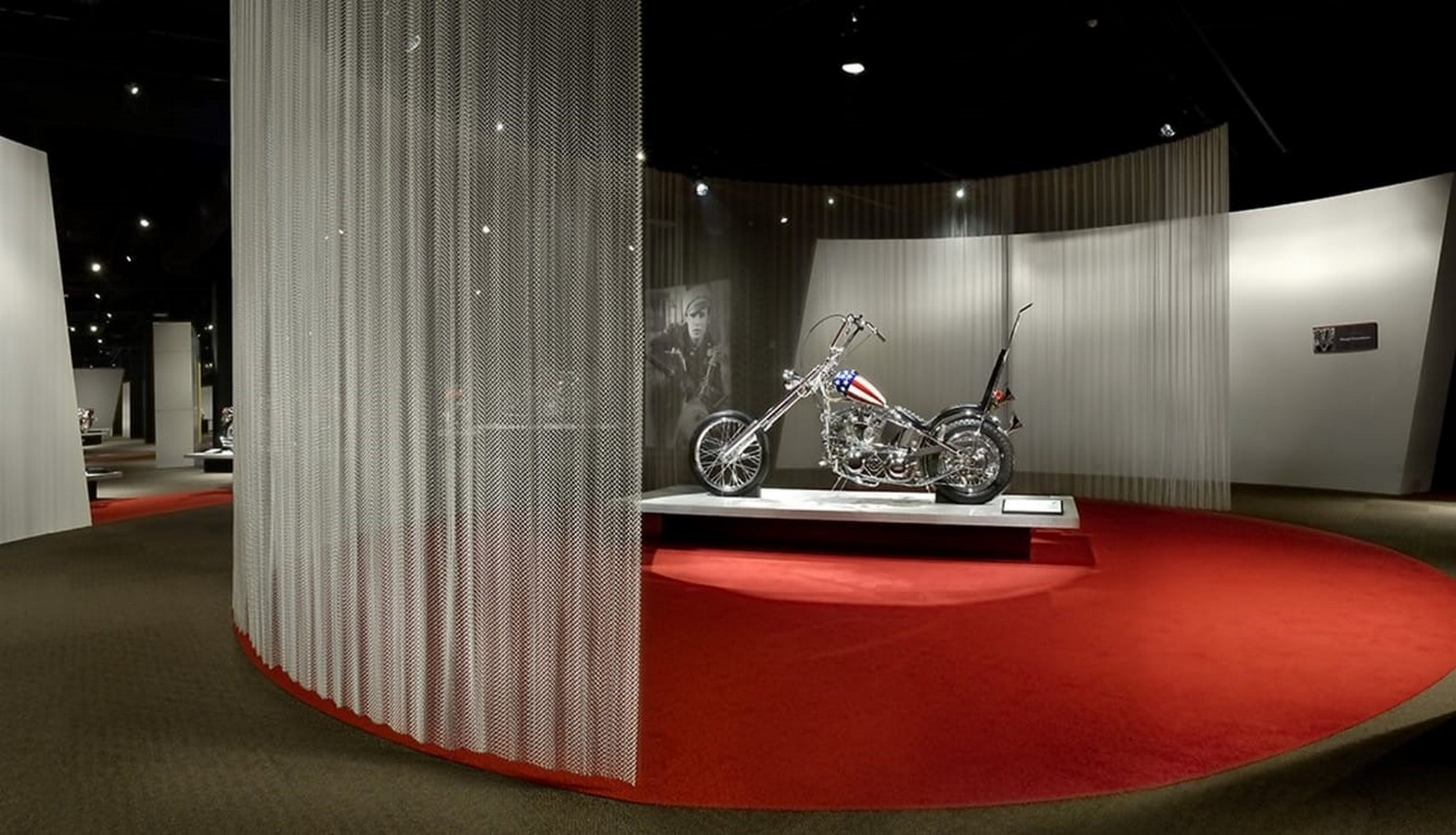 ART OF THE MOTORCYCLE TOURING EXHIBITION, LICENSED BY THE GUGGENHEIM MUSEUM, MEMPHIS - Sheet2
