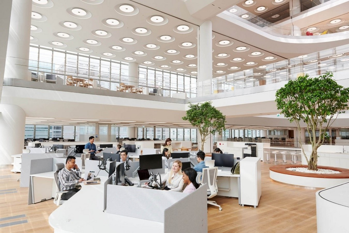 Hankook Technoplex On The Outskirts Of Seoul completed by Foster + Partners - Sheet2