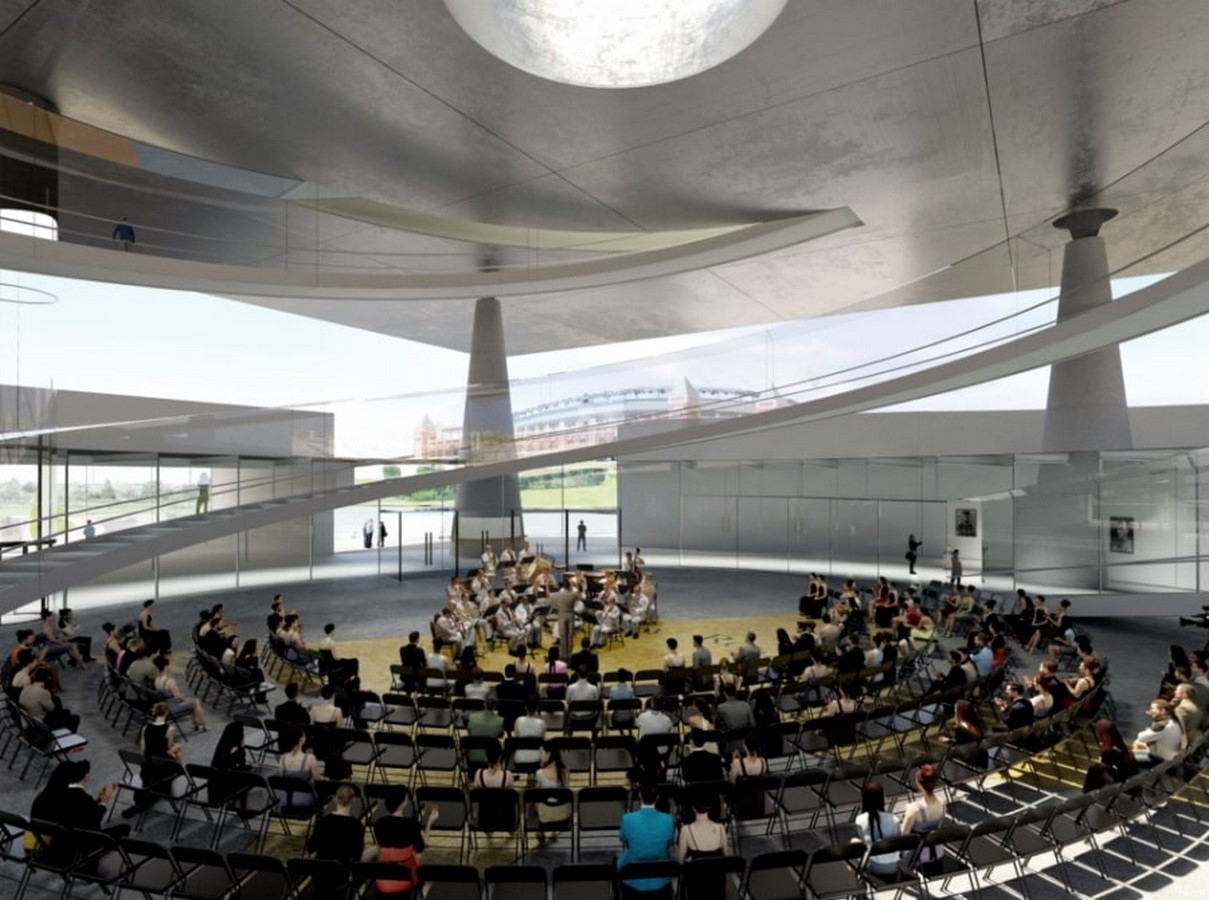 National Medal of Honor Museum in Arlington designs revealed by Rafael Viñoly Architects - Sheet5