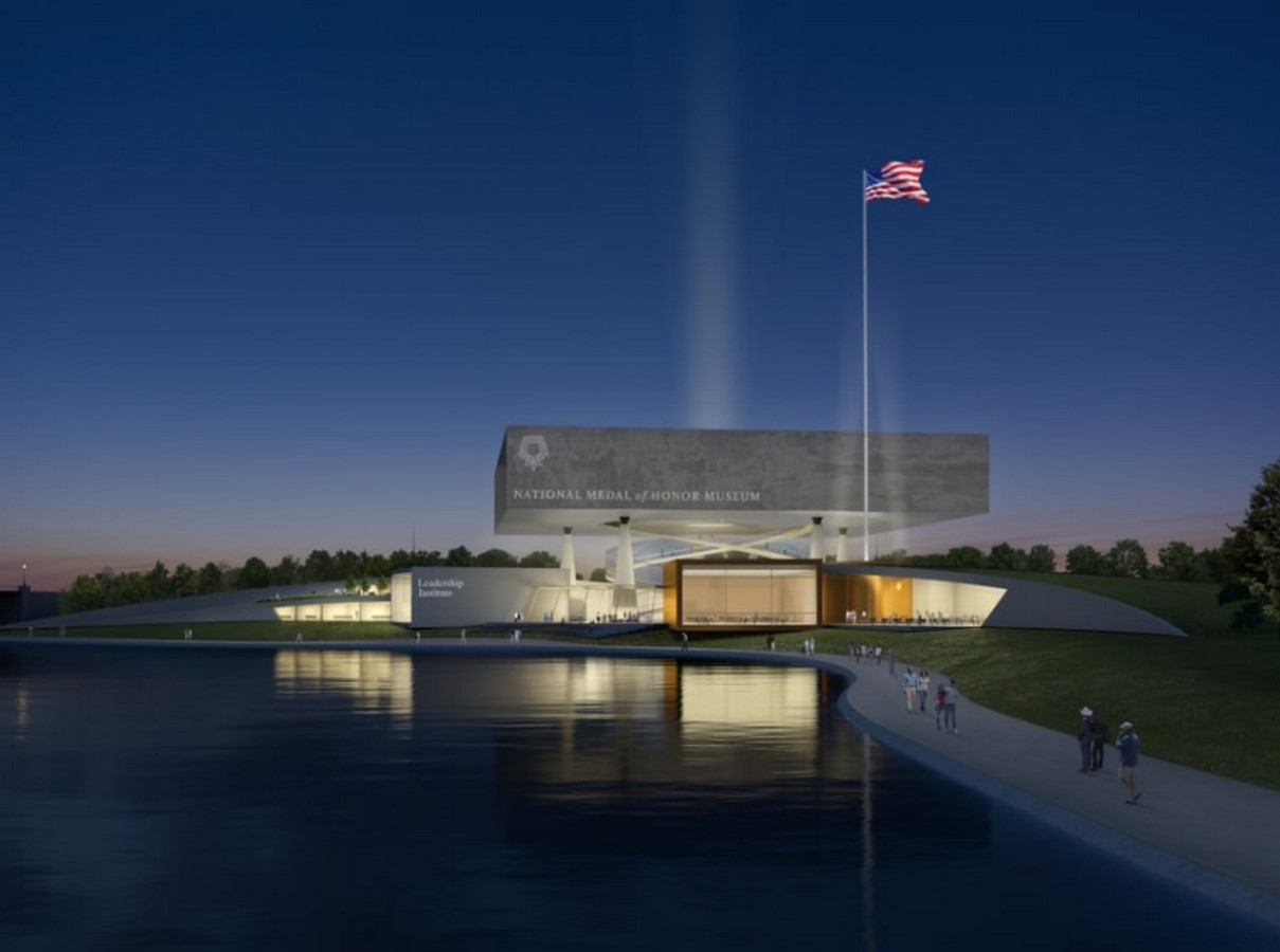 National Medal of Honor Museum in Arlington designs revealed by Rafael Viñoly Architects - Sheet6