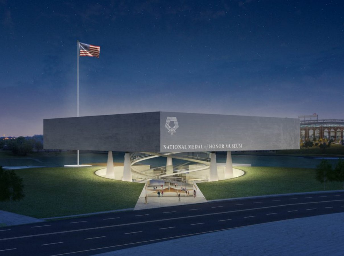 National Medal of Honor Museum in Arlington designs revealed by Rafael Viñoly Architects - Sheet7