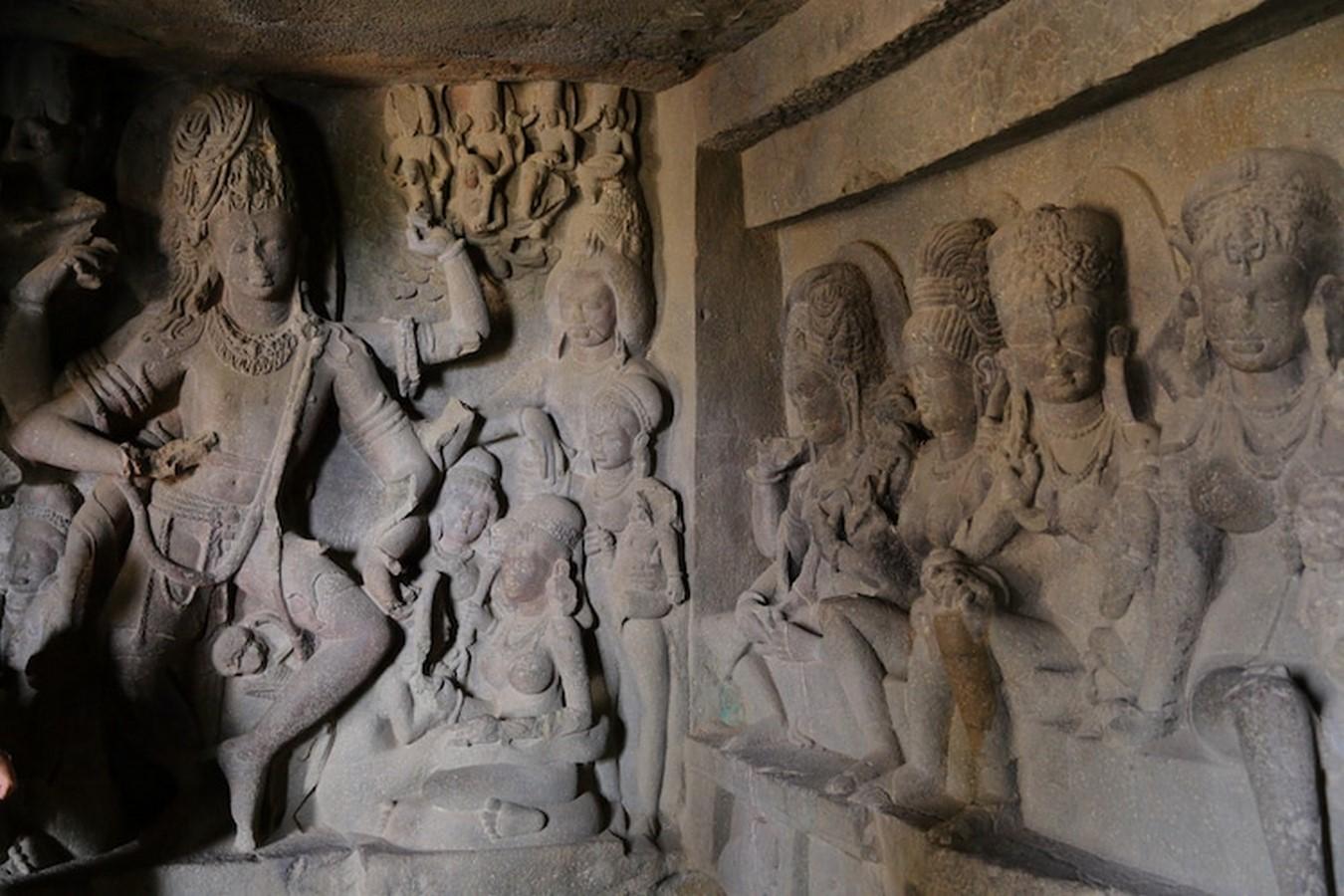Kailasa Temple, Ellora- The Ancient rock-cut temple - Sheet4