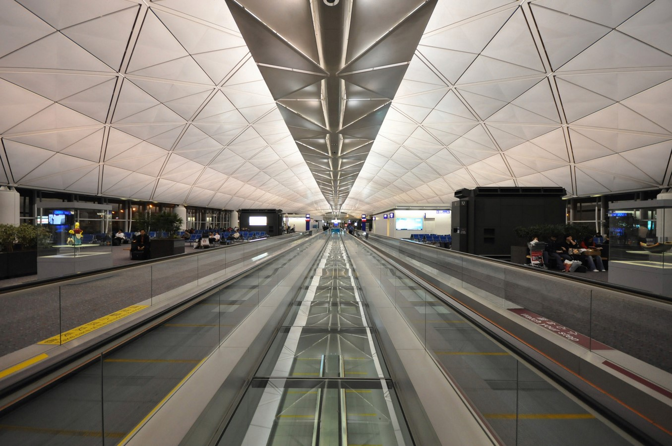 Hong Kong International Airport by Foster+Partners- most ambitious construction of the modern times - Sheet3