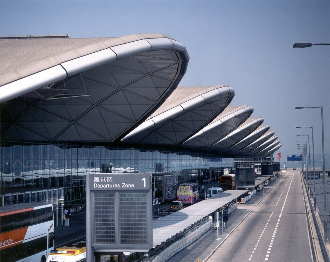 Hong Kong International Airport by Foster+Partners- most ambitious construction of the modern times - Sheet5