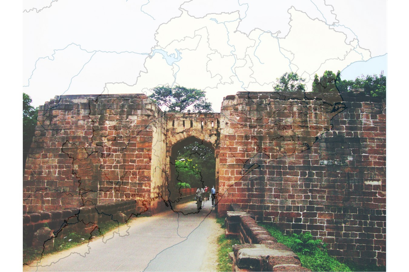 Architecture of Indian Cities—Cuttack: Odisha's Silver City - Sheet1